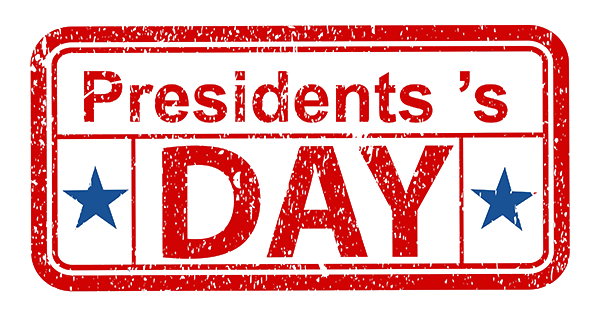 free stock Presidents Day PNG Transparent Presidents Day