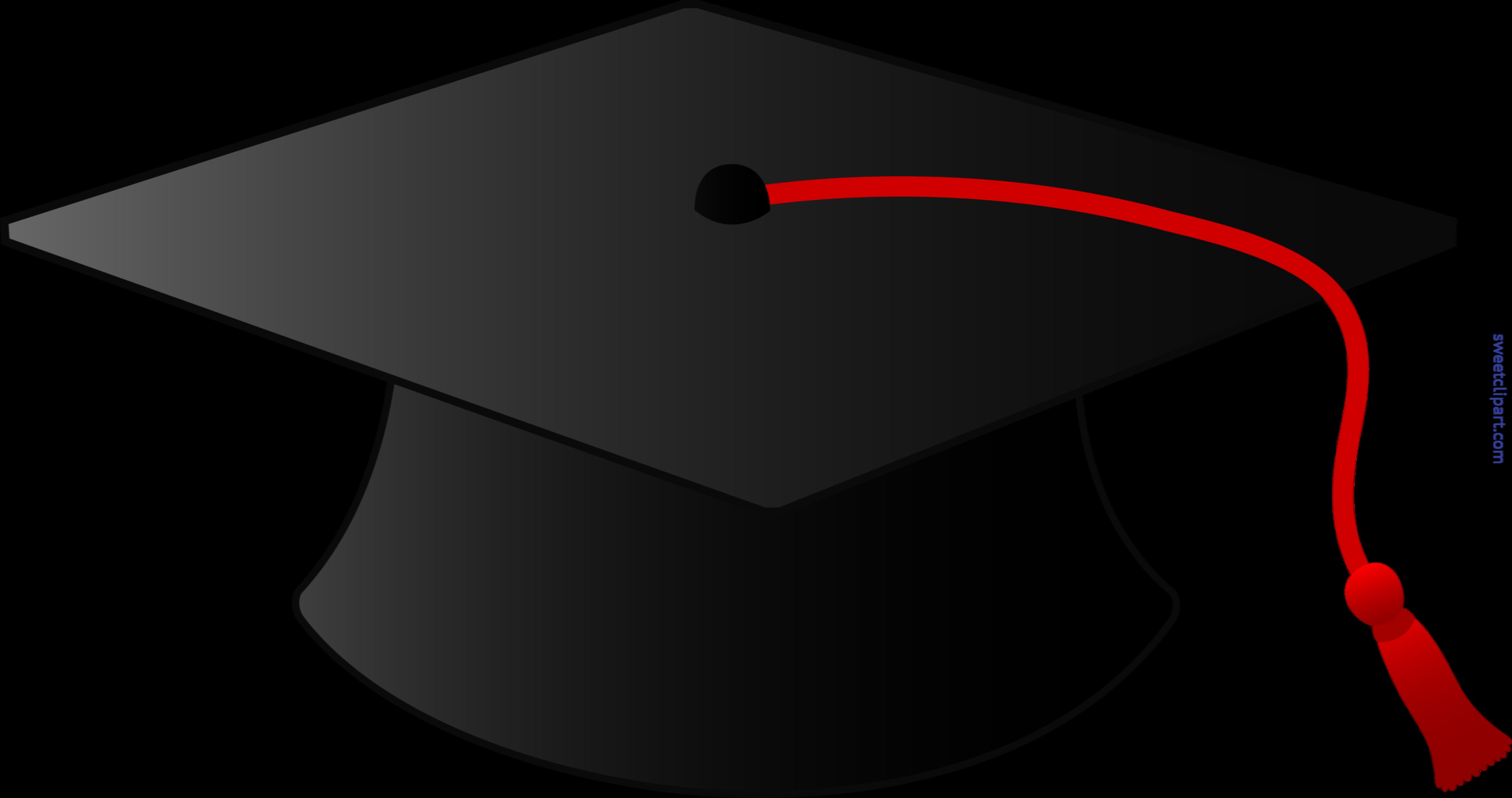 vector royalty free download Graduation with tassel clip. 2018 clipart grad cap
