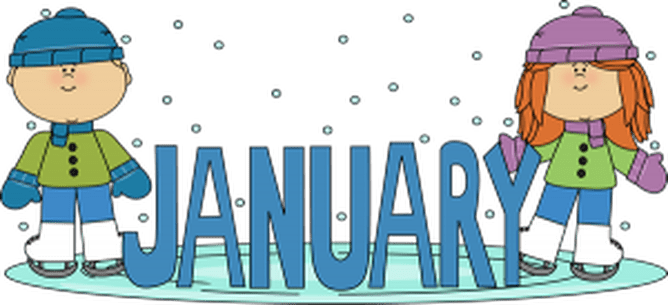graphic free stock 2018 clipart january calendar. Cityofmedford info is national