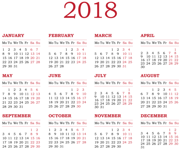 banner black and white download 2018 clipart january calendar. Pin by erzs bet