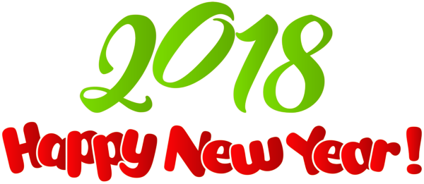 clip art library stock 2018 clipart news year. Happy new