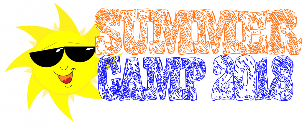 clip royalty free 2018 clipart summer. Camp hillsdale christian academy