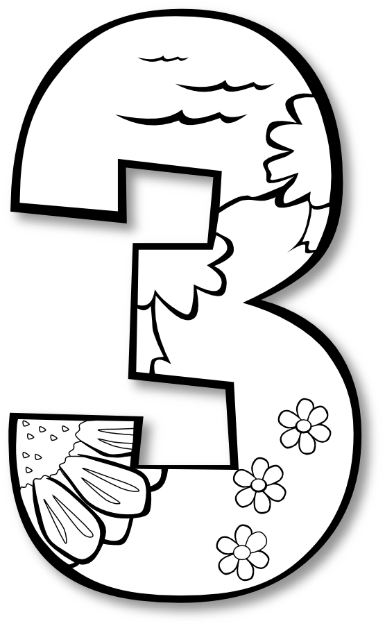 graphic royalty free library Creation number ge black. Drawing bible day