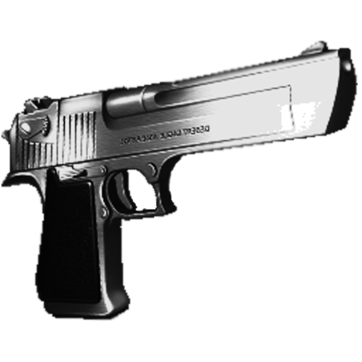 free Silhouette at getdrawings com. 3 clipart desert eagle