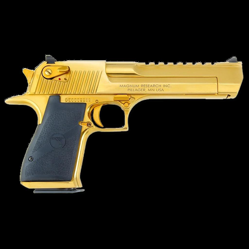 jpg freeuse library Gun deagle golden deserteagle. 3 clipart desert eagle