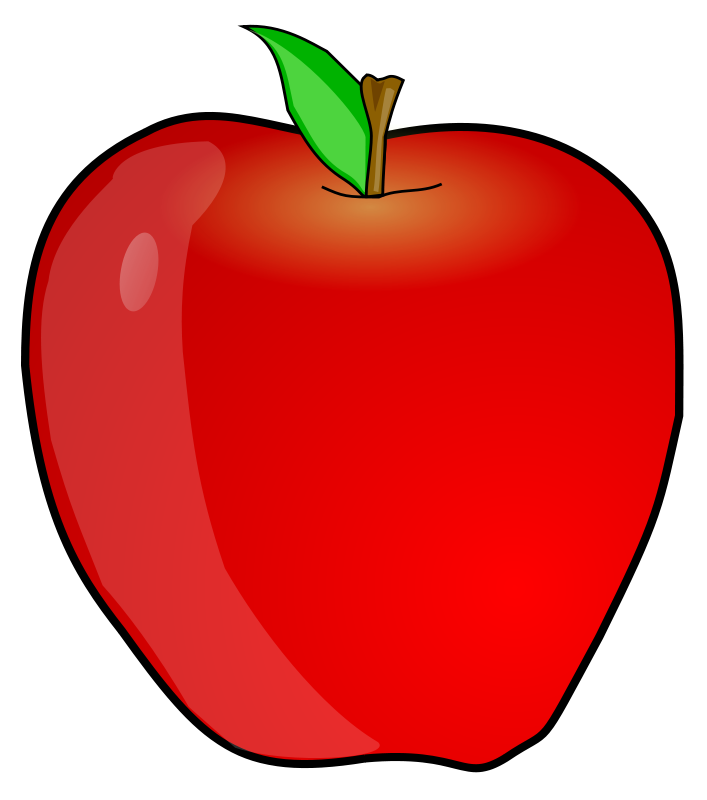 graphic transparent stock Free Apple Clipart at GetDrawings