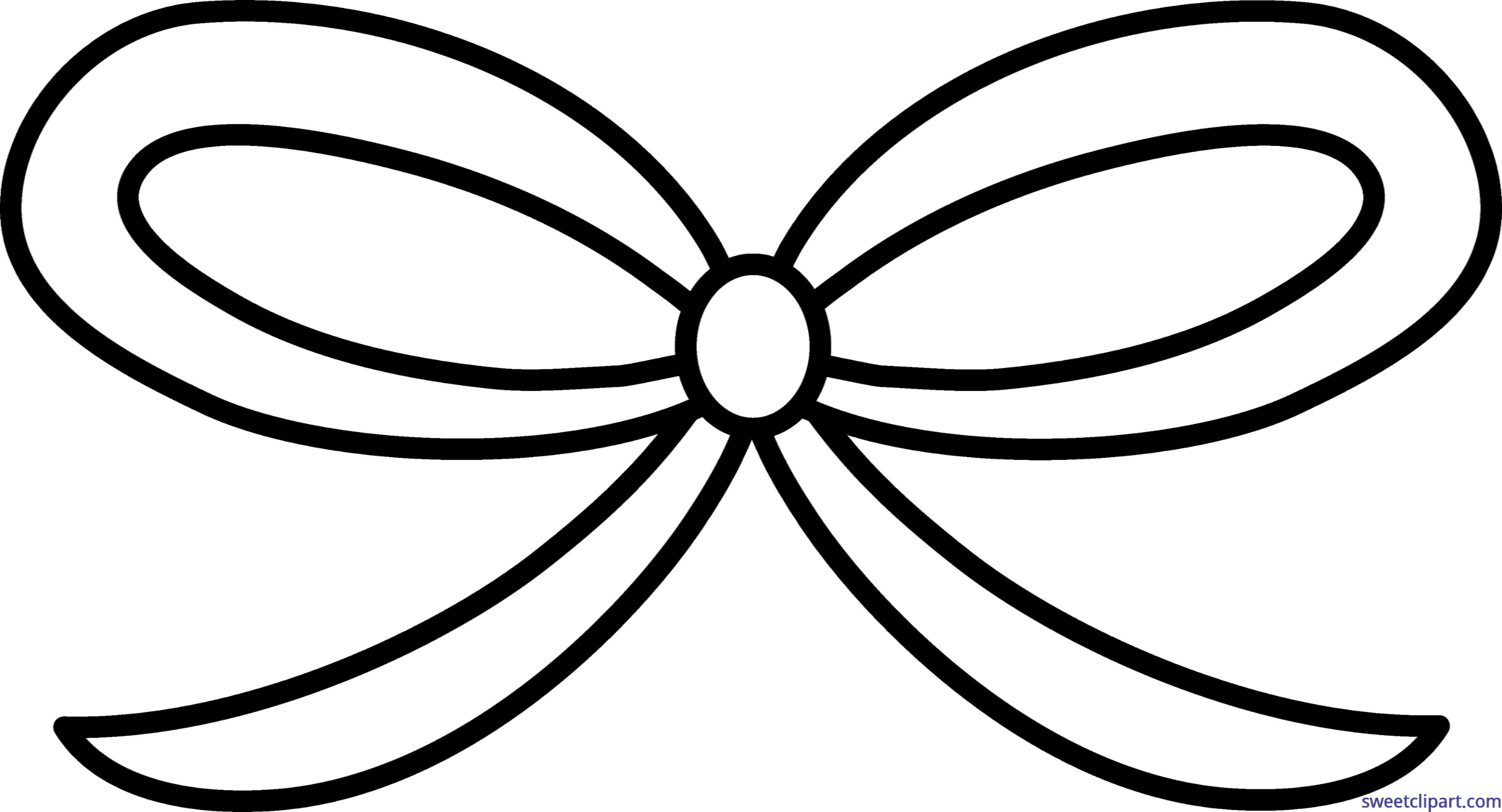 image black and white stock Ribbon