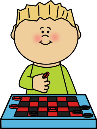 picture black and white library Board game clip art. 4 clipart boy