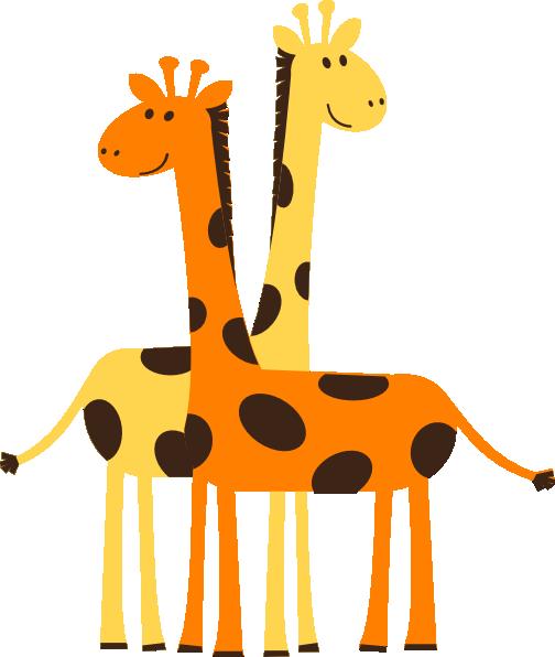 clip library download 4 clipart giraffe. Giraffes clip art at