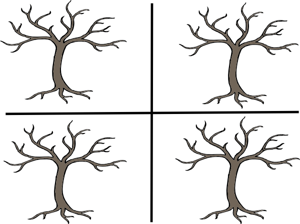 clipart royalty free stock Architecture vector tree outline.  trees clip art