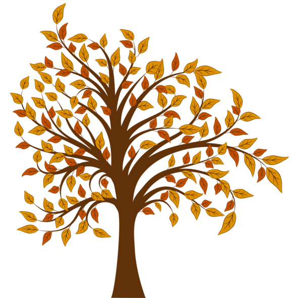 picture freeuse Brunch clipart fall branches. Tree png image cookies