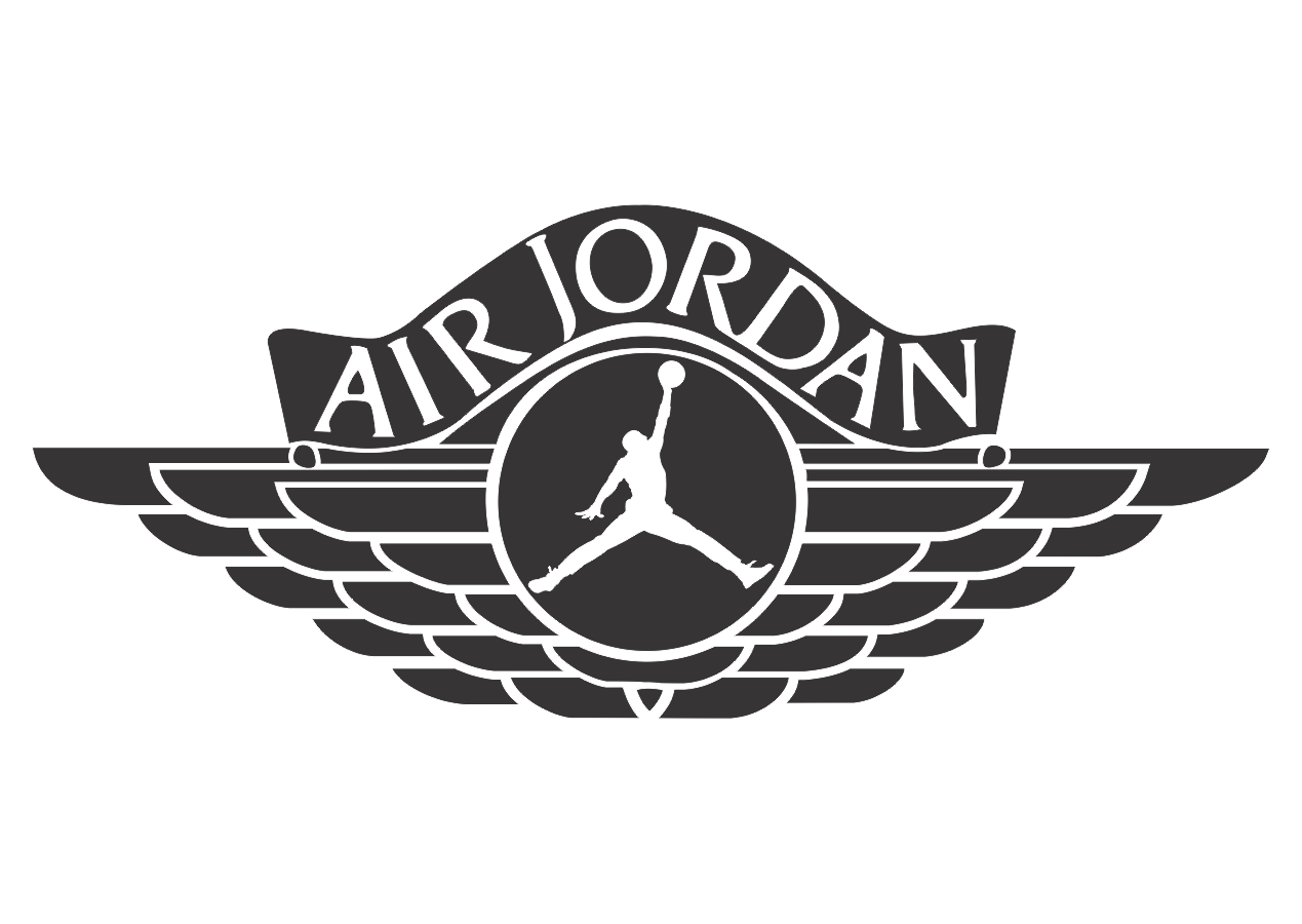 image royalty free Vector emblem symbol. Air jordan logo download