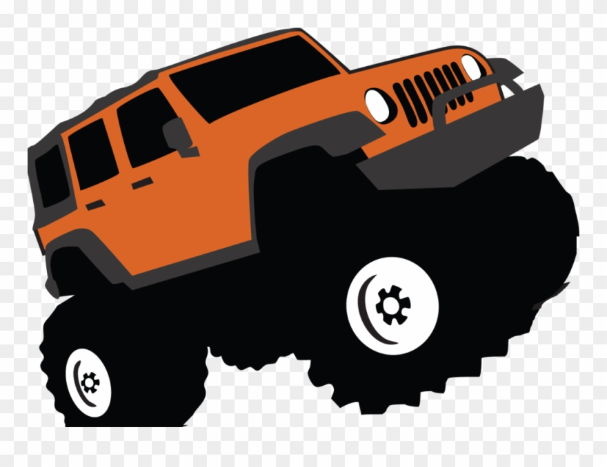 png transparent stock Library off road vehicle. 4 wheel drive clipart.