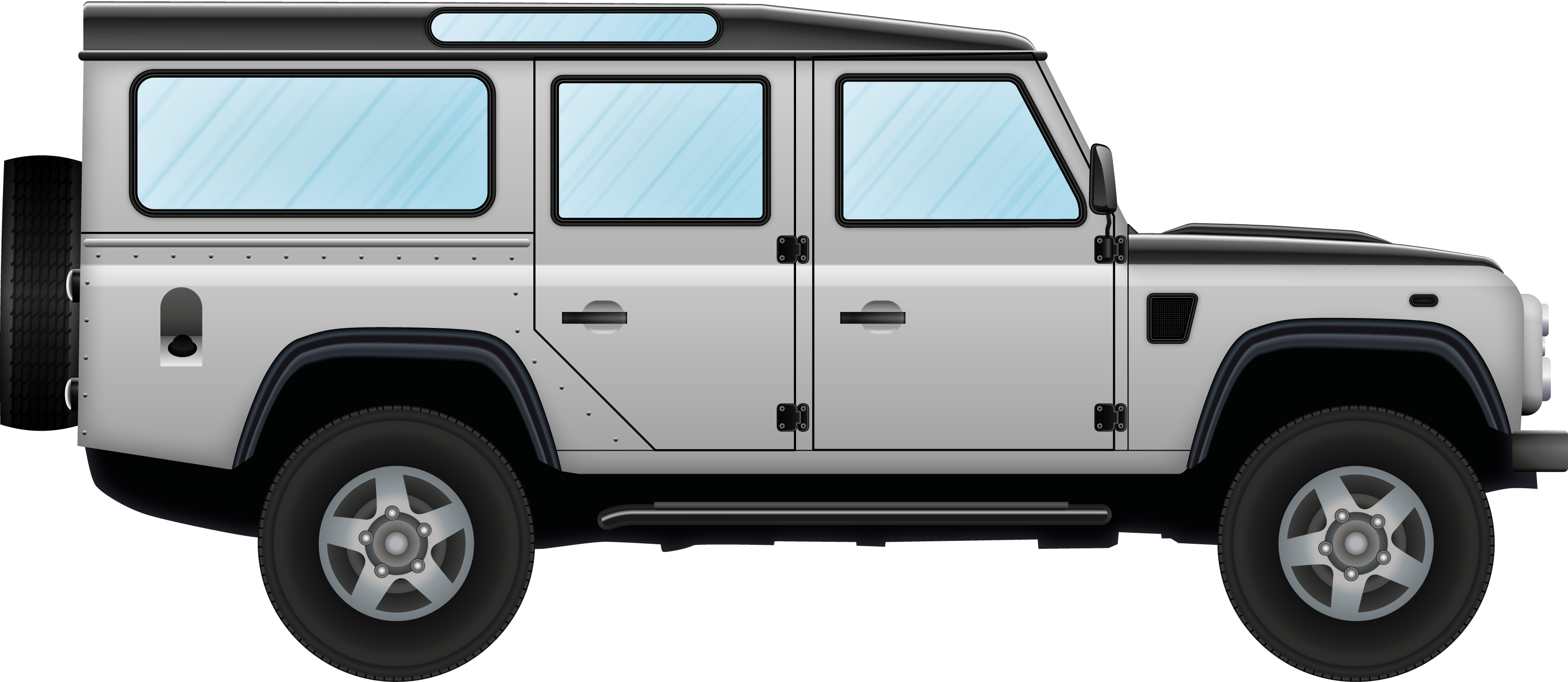 banner freeuse stock 4 wheel drive clipart. Land rover png image.