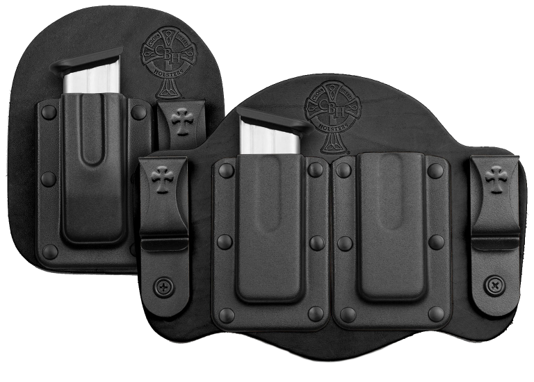 vector stock V clip iwb. Crossbreed holsters tuckable magazine