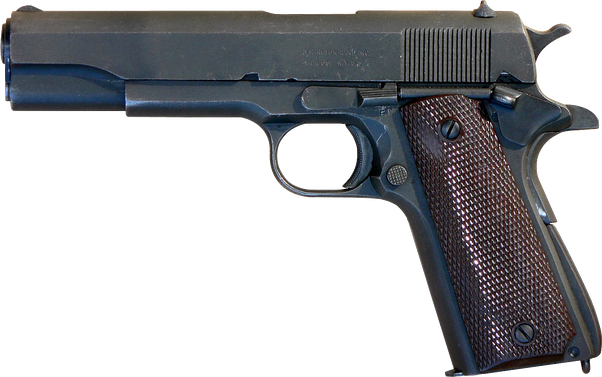banner transparent stock How many rounds does a Colt