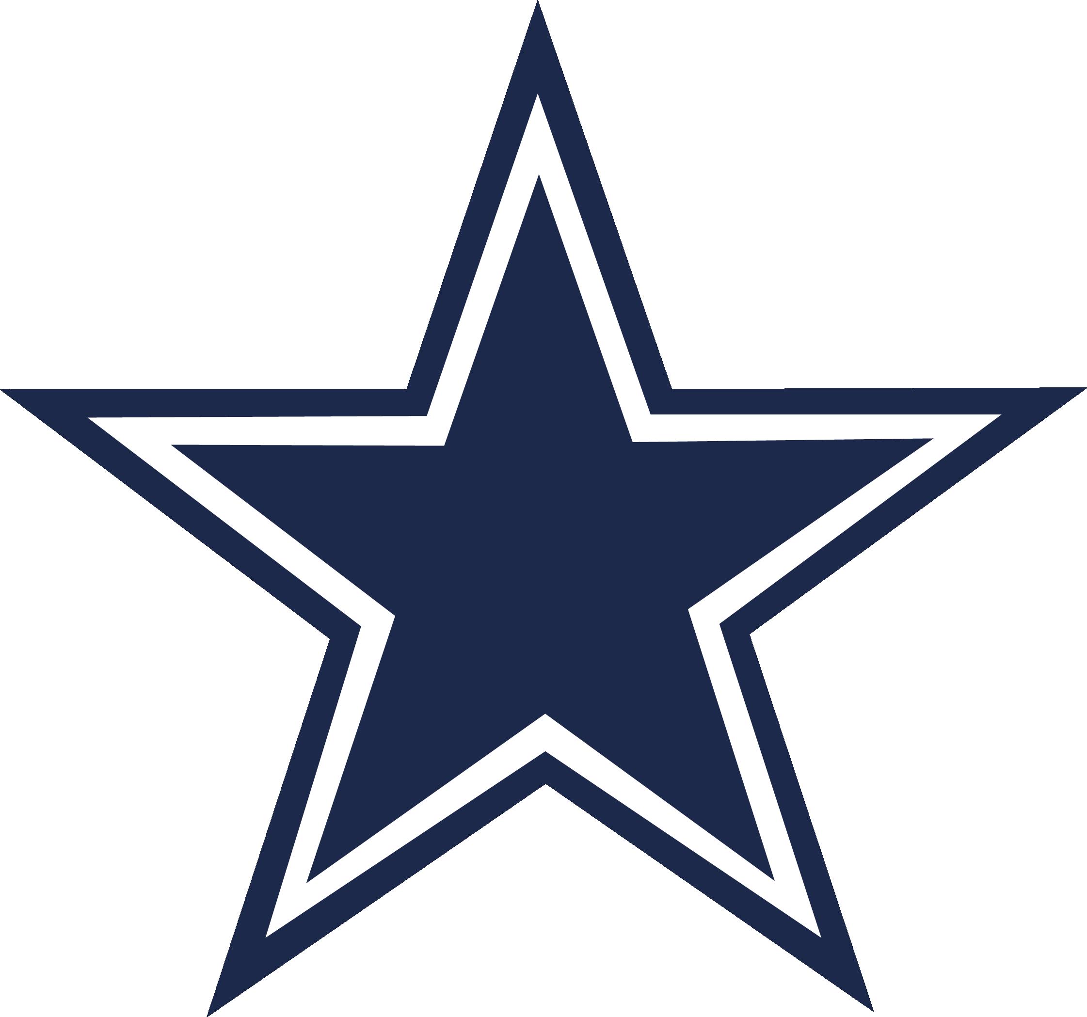 clip art freeuse stock Dallas Cowboys Logo Vector EPS Free Download