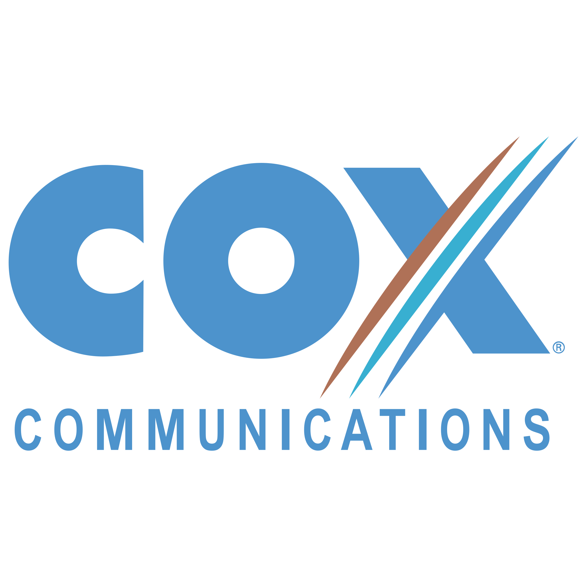 stock Cox Communications Logo PNG Transparent