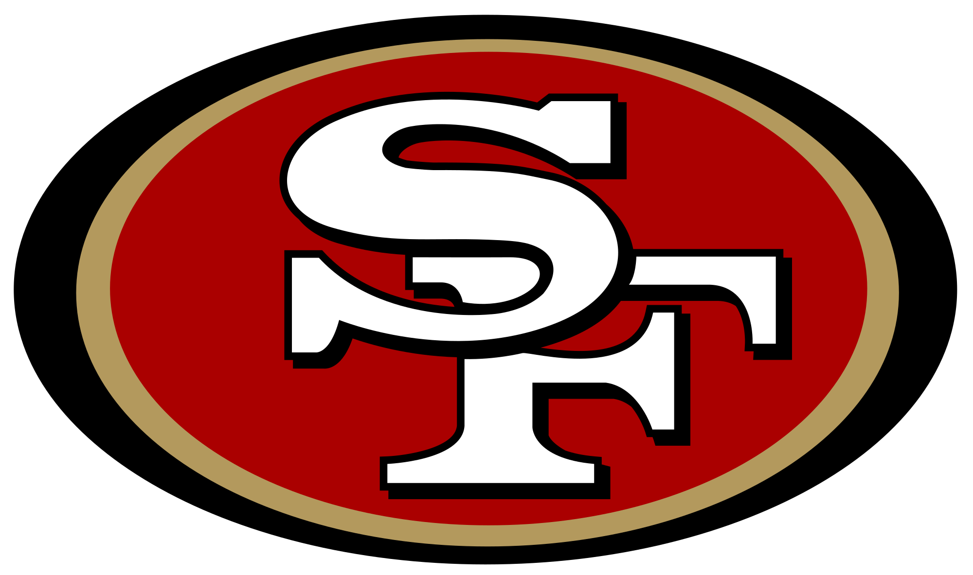 clip art free stock 49ers svg #86174474