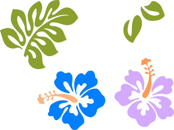 picture royalty free stock Hibiscus Clip Art at Clker