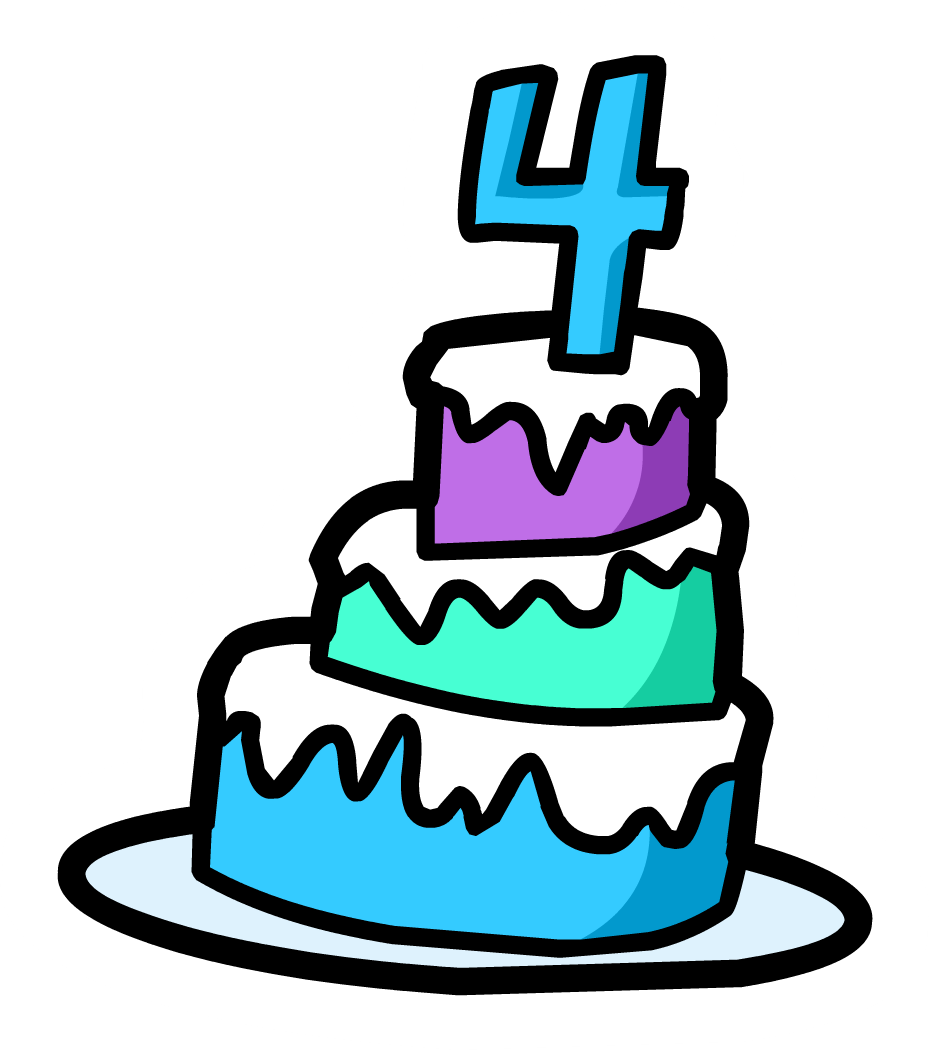svg stock 4th clipart 4th anniversary. Image th cake pin