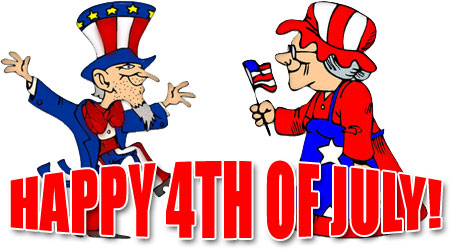 image royalty free download 4th clipart cartoon. Free th of july
