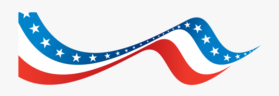 image royalty free library Banner th july fourth. 4th clipart cartoon