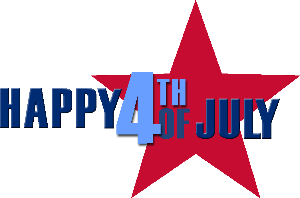 graphic black and white library Happy th of site. 4th clipart july 2017