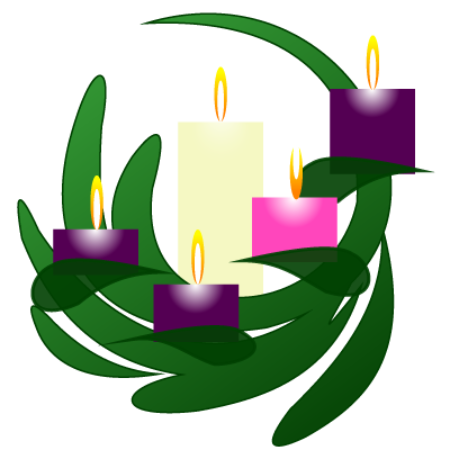 clipart freeuse  th worship christus. 4th clipart sunday advent