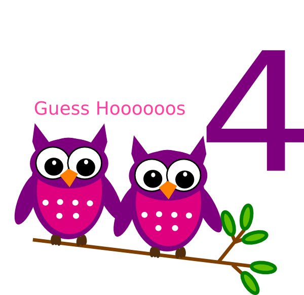 png black and white stock  th owl clip. 4th of clipart birthday