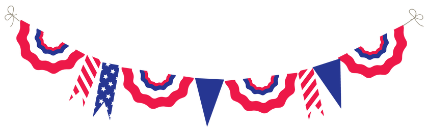 svg freeuse stock 4th of july clipart border #59749059