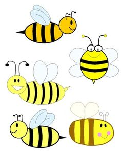 clipart black and white stock 5 clipart bee.  transparent free for