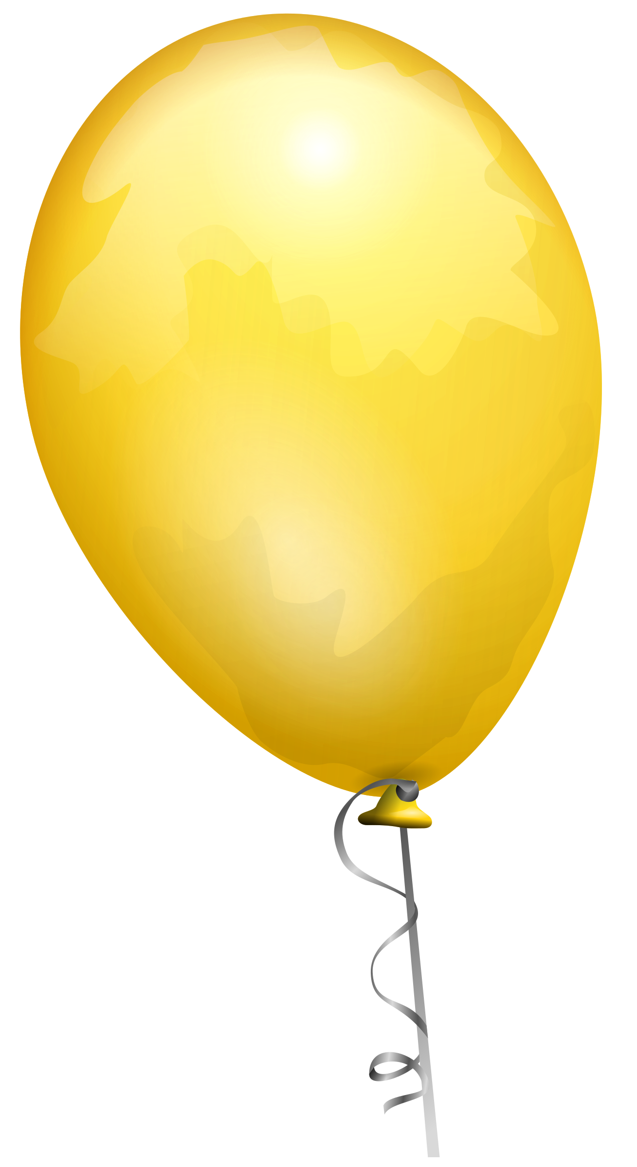 transparent download Balloon big image png. 5 clipart yellow
