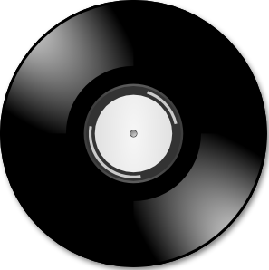 png library Printable record player google. 50s clipart black and white