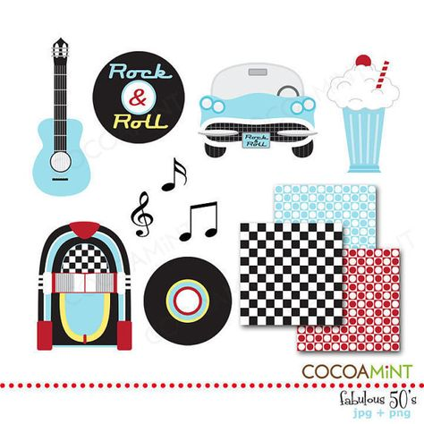 graphic library library 50s clipart golden oldies. Fabulous s clip art