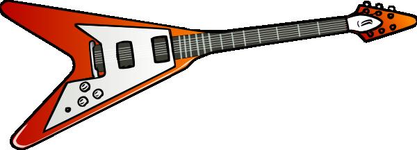 clip free Electric clip art panda. 50s clipart guitar