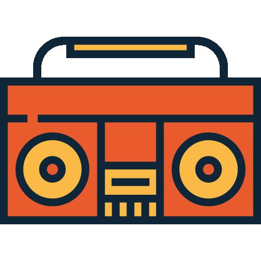 clipart stock Retro rollerskates s roller. Cassette clipart tv radio.