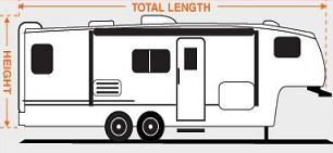clipart royalty free stock 5th wheel camper clipart. Free th rv .