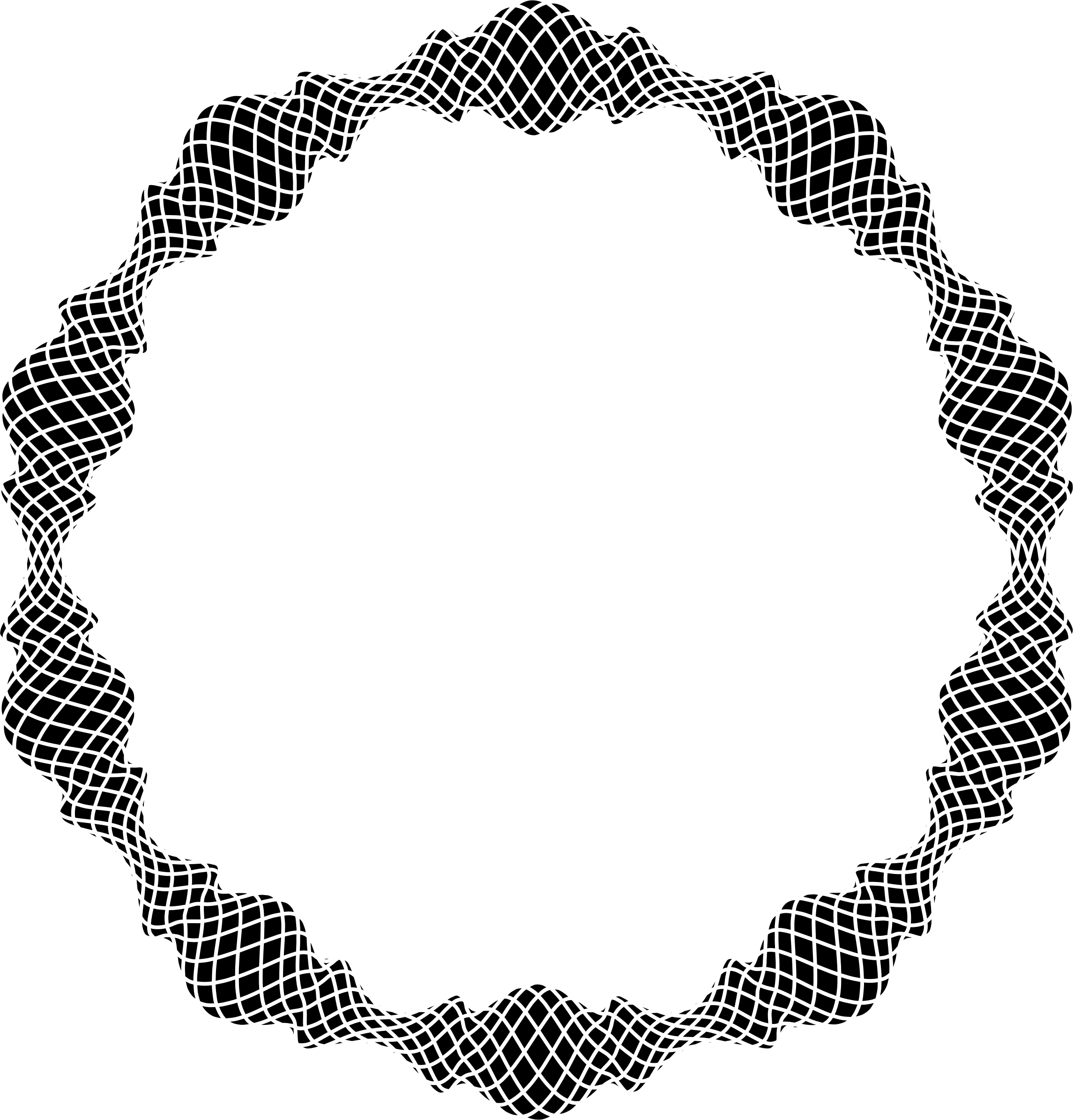 vector freeuse stock Circular frame version big. 6 clipart circle
