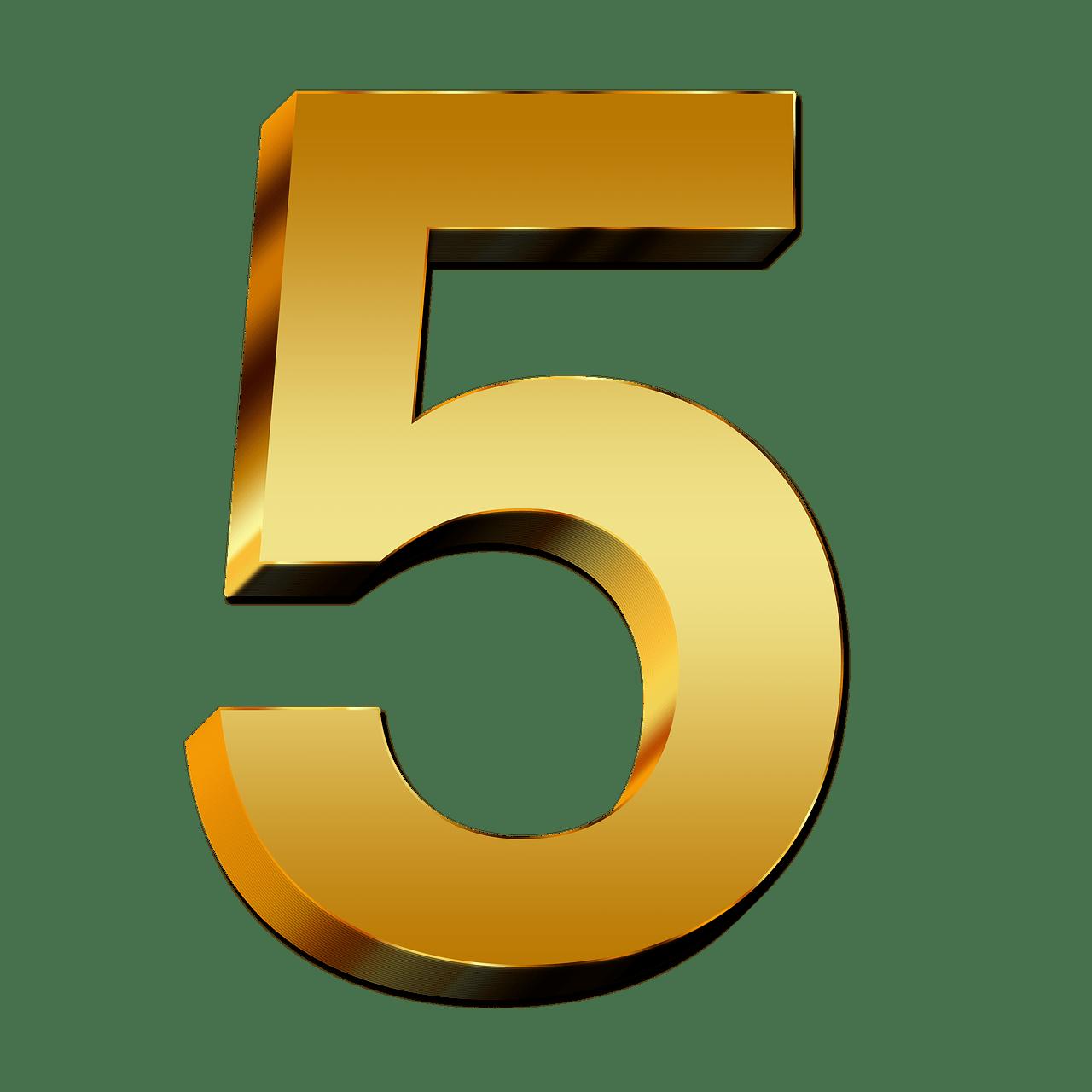 clip 6 clipart gold number. Transparent png stickpng