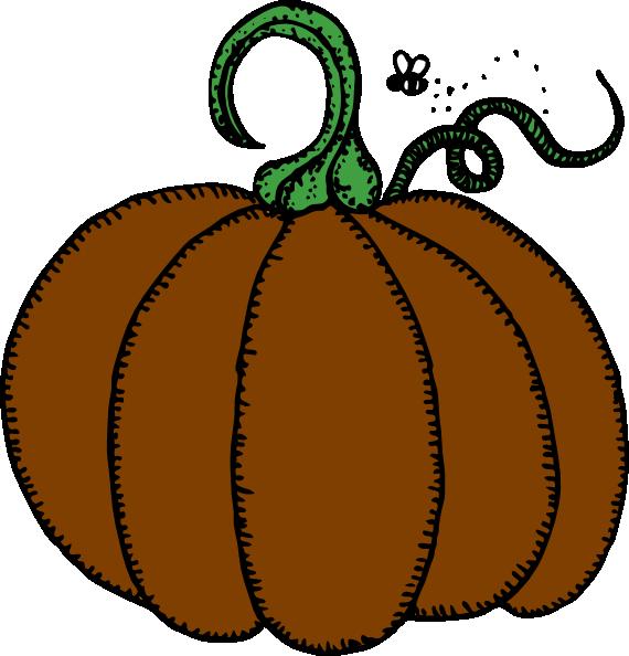 clip royalty free download Brown clip art at. 6 clipart pumpkin