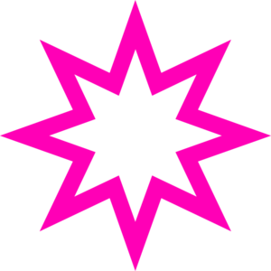 clip art stock 7 clipart 7 star. Pink clip art at