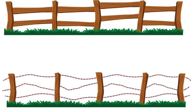 clip free stock Fencing clipart background. Clip art picture of