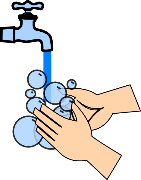 svg library library 7 clipart finger.  hand hygiene clip.