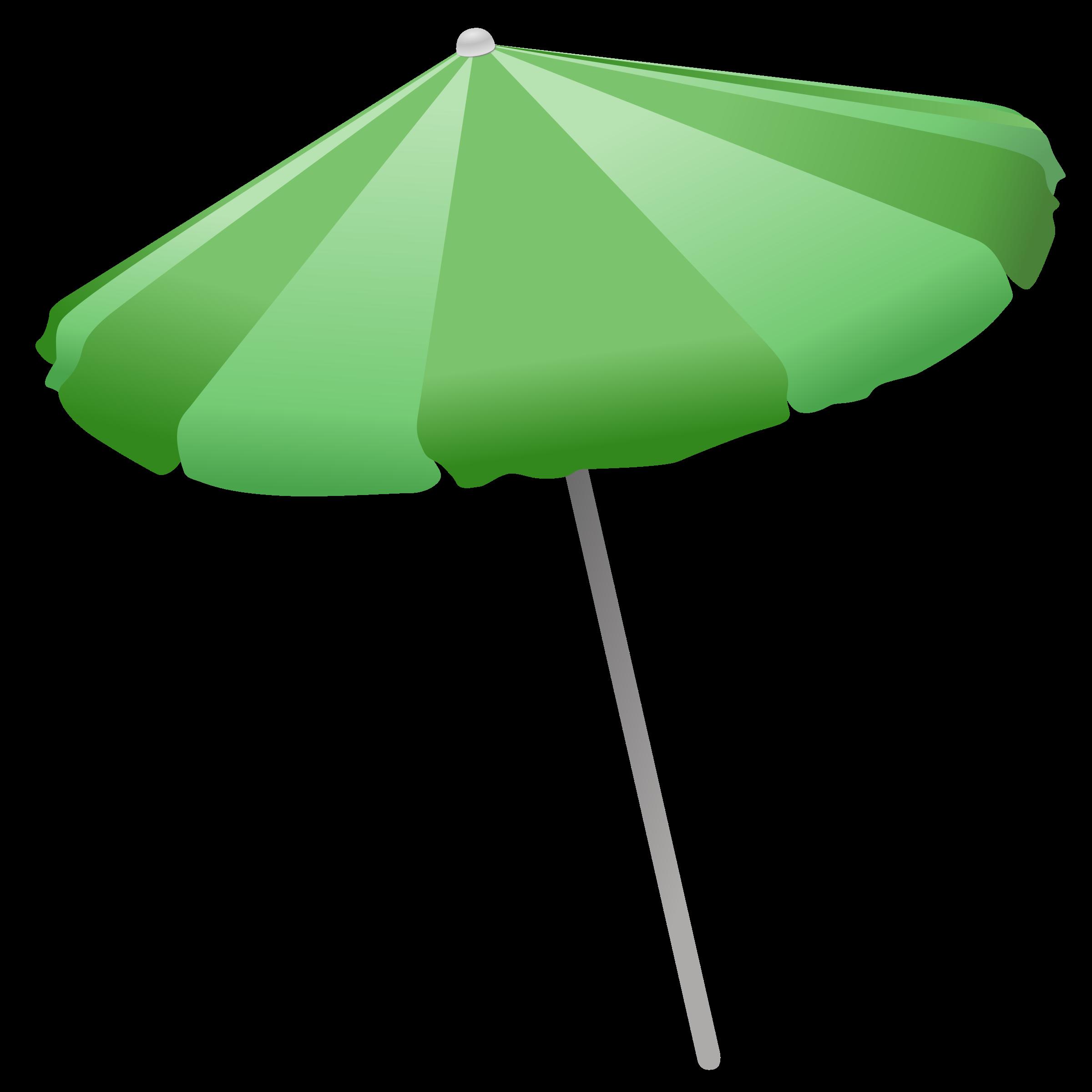 picture stock Beach umbrella big image. 7 clipart sun shades