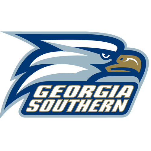 jpg royalty free download Georgia southern eagles college. 80 clipart attempt