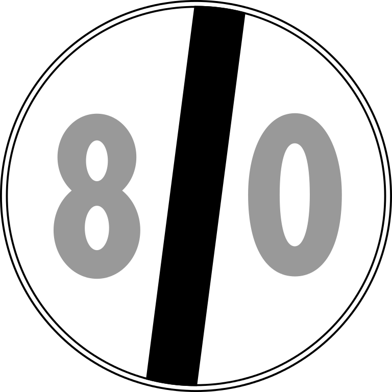 banner freeuse library File italian traffic signs. 80 clipart sign