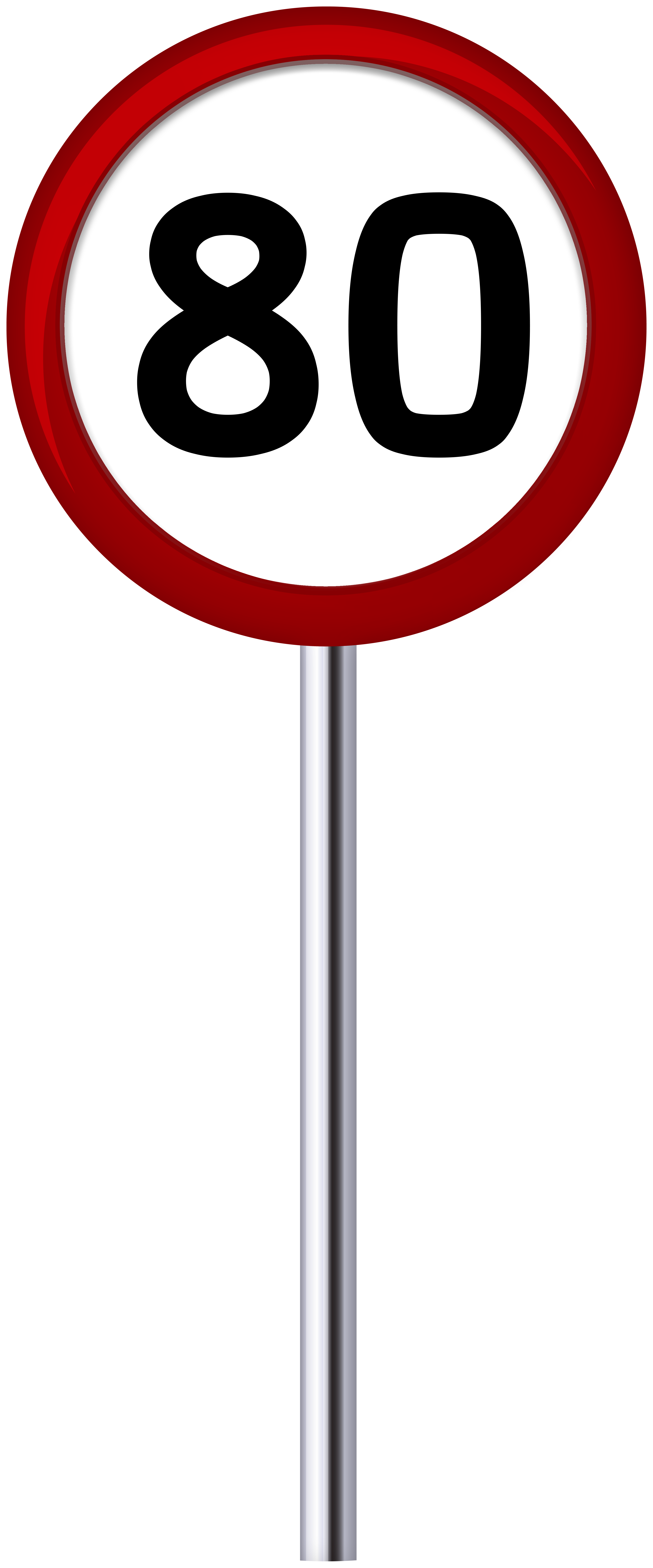 png transparent download 80 clipart sign. Traffic speed limit png