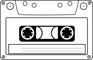 clip art download 80's clipart cassette player. Audio tape clip art