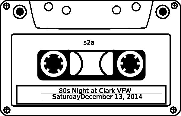 jpg transparent stock 80's boombox clipart #59633799